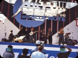 Mt. Fuji Jazz Festival 1987 with Bennie Wallace